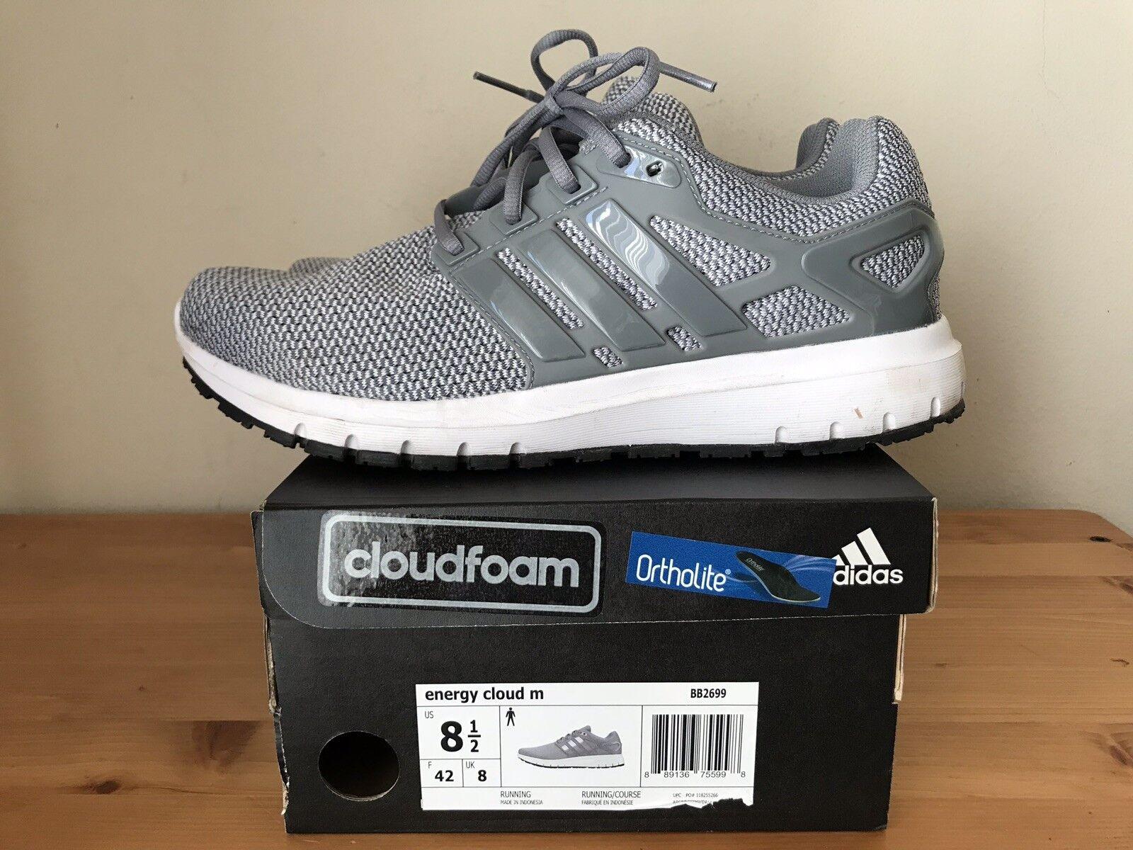 Cloudfoam energy Mens Adidas Ortholite 8.5 sz Turnschuhe