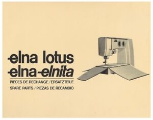 ELNA-LOTUS-15-25-35-TSP-36-SERVICE-Repair-MANUAL-amp-PARTS-BOOK-PDF-on-CD