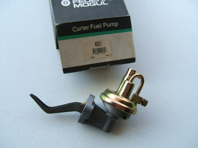 1963-1965 Ford 260 289 Small Block Ford V8 Carter M3831 Mechanical Fuel Pump