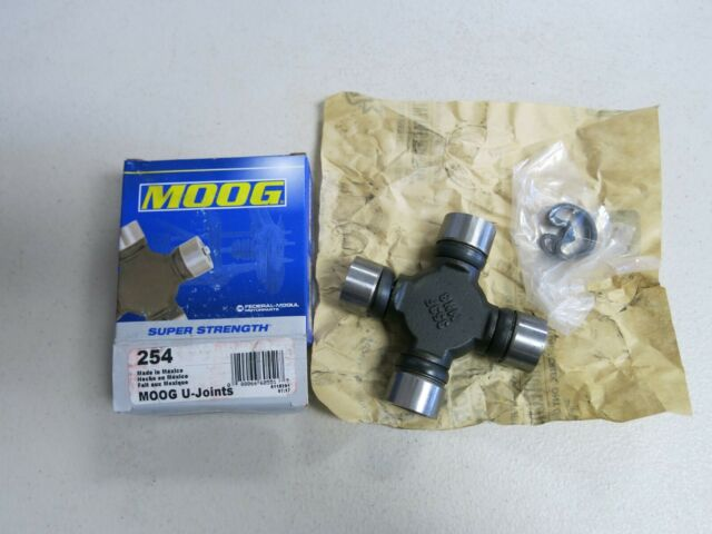 MOOG 254 Universal Joint fits Chevrolet, Dodge, Nissan, Toyota, Ford 1990 - 2010