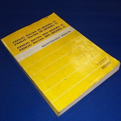 Business & Industrial FANUC SERIES 16,18,160,AND 180 MODEL B ...