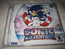 New Factory Sealed Sonic Adventure for Sega Dreamcast