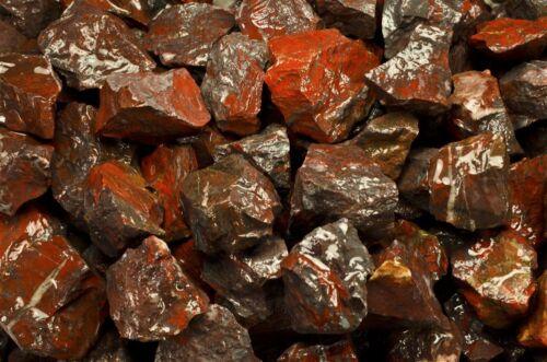 Reiki 3 Pounds of Natural Brecciated Jasper Stones Tumble Rocks Cabbing