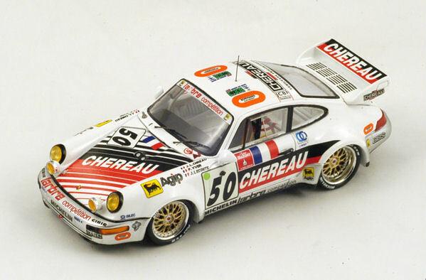 Porsche Carrera Rsr #50 38th Lm 1994 Yver / Chereau / Leconte 1:43 Model S4175