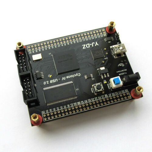 EP4CE10F17C8 Altera Cyclone4 CY7C68013A FPGA+USB2.0 high speed development board
