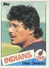 1985 Topps Ernie Camacho #739 Baseball Card