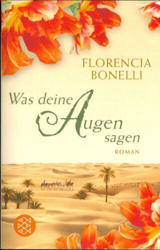 1 von 1 - Florencia Bonelli: Was deine Augen sagen (2012, Taschenbuch)