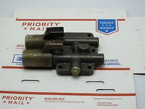 Transmission Dual Linear Shift Solenoid New Oem # 28250-P6H-024 1998 ON