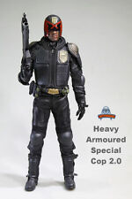Art Figures AF022 1/6 action figure toys Heavy equipment cop 2.0 Special judge