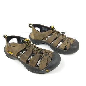Keen Mens Newport Waterproof Leather Walking Sandals
