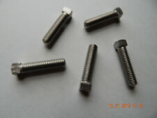 A2 Stainless Steel 3//8-16 x 1 1//4 Square Head Set Screw Cup Point 18-8 100