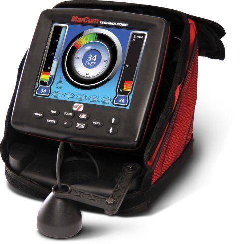 Marcum LX7 Lx-7 sistema de sonar 8  LCD Digital