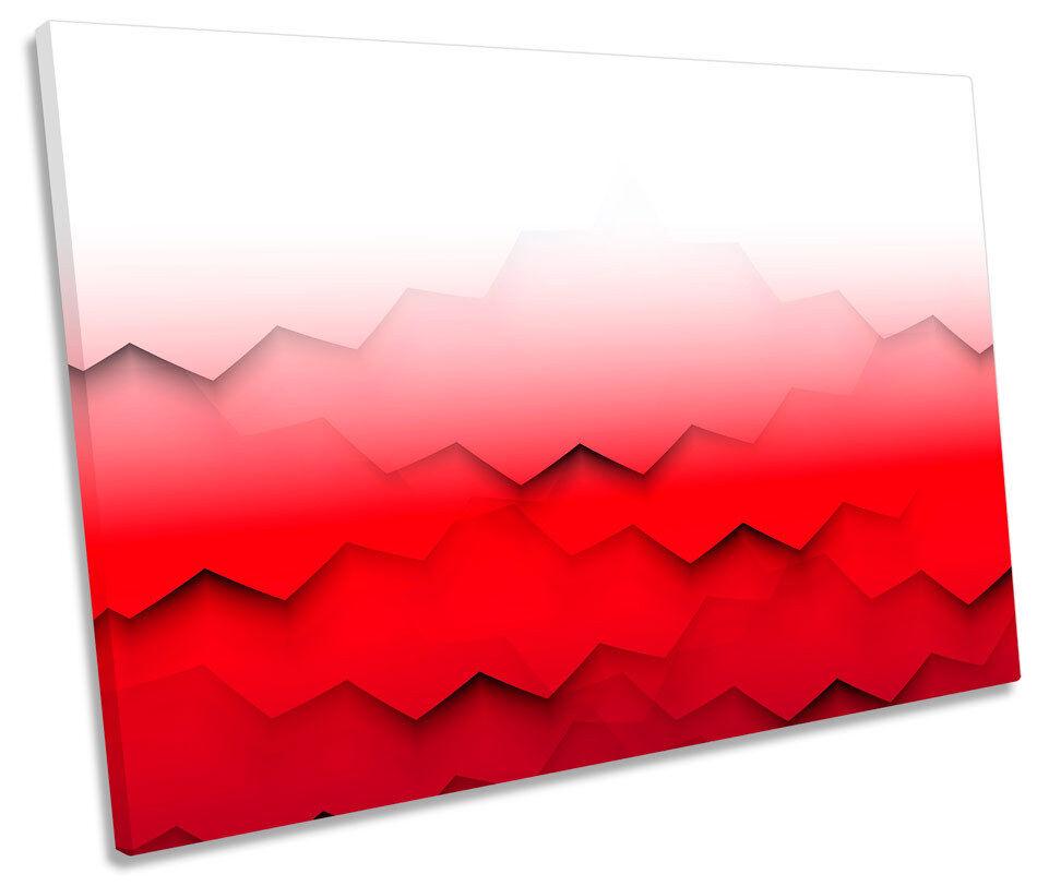 Abstracto Abstracto Abstracto moderno Lienzo Parojo Arte Impresión olas de una sola imagen 7c9aa9