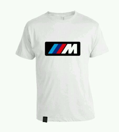 Camiseta Algodon BMW M