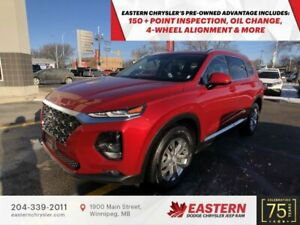 2020 Hyundai Santa Fe Essential | 1 Owner | No Accidents | Backup Cam |