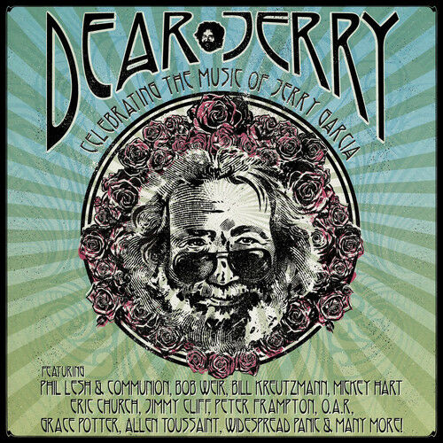 Dear Jerry: Celebrating The Music Of Jerry Garcia [New DVD]