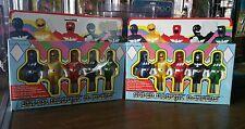 Vintage Super Robotic Rangers Boot KO Power Ranger Figure MOC MiB Sealed - Lot 2