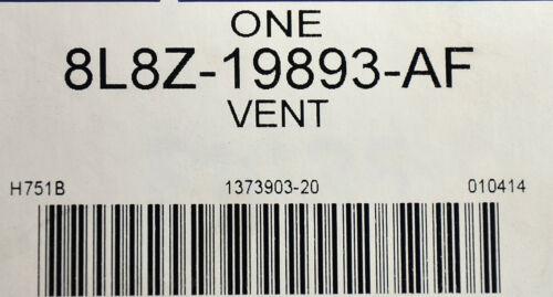 OEM NEW 2008-2012 Ford Escape Mercury Mariner LH  Air Vent Louvre 8L8Z19893AF