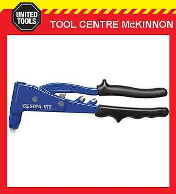 GESIPA NTX-F POP RIVET GUN WITH UP TO 4mm STAINLESS CAPCITY – MADE IN GERMANY