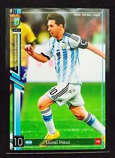 2015 Panini Football League PFL 14 Lionel Messi Argentina card