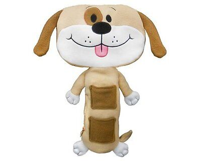 SEAT PETS BENTLEY THE DOG KIDS BELT PADS PILLOW HEAD CHILDREN CAR TOY BOY GIRLS