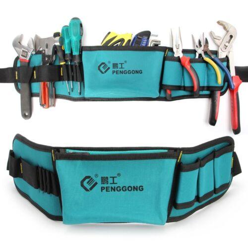 Multifonction Outils électriques Sac Banane OXFORD Imperméable Poche Kit avec ceinture