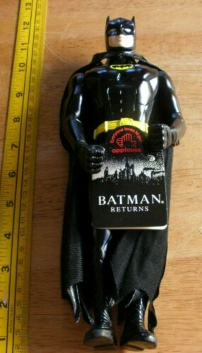 "Batman Returns Applause 11/"" doll figure NWT and cape"