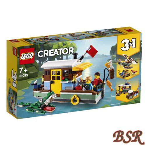€ Spedizione NUOVO /& OVP! 31093 casa galleggiante /& 0 LEGO ® Creator