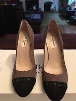 L.k. Bennett Mara Pumps Heels Lk Bennett 37 1/2 Suede Leather 3