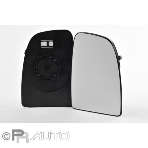 250//251 Fiat Ducato 7//06 Außenspiegel Spiegelglas rechts oben konvex beheizbar
