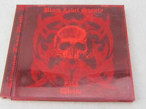 Stronger-Than-Death-by-Black-Label-Society-CD-2000-Mercury-Japan-Red-PHCW1072