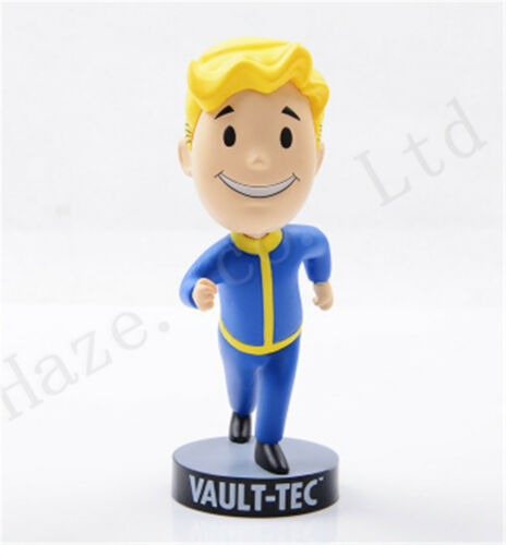 Fallout Shelter 4 Vault Boy Bobbleheads Figure Collection Toy Gift New in Box