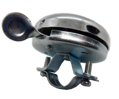 Vélo Cloche Métal sonore Ø 60 mm Vélo Sonnette Jes collection