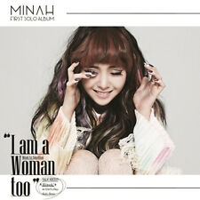 K-pop Minah (Girl's Day) - I AM A WOMAN TOO [SMC Card Album] (GMINA01SMC)