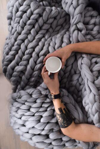 Chunky yarn chunky merino yarn 20 lbs giant yarn chunky wool arm knitting