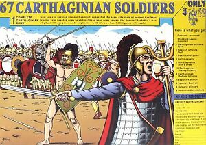 Hat - Carthaginian soldiers - 1:72