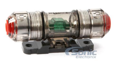 Autotek TA1250.2 1200W 2 Channel Car Amplifier w// Complete 8 AWG Amp Wiring Kit
