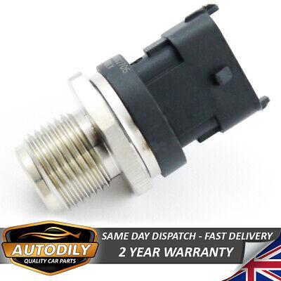 OE 0281002706 Fuel Rail Pressure Sensor  For Ford Volvo Renault Vauxhall