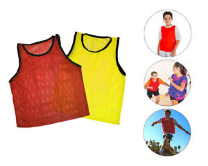 760604fcf Image is loading YOUTH-CHILDRENS-Training-Vests-Practice-Team-Jersey- Scrimmage-