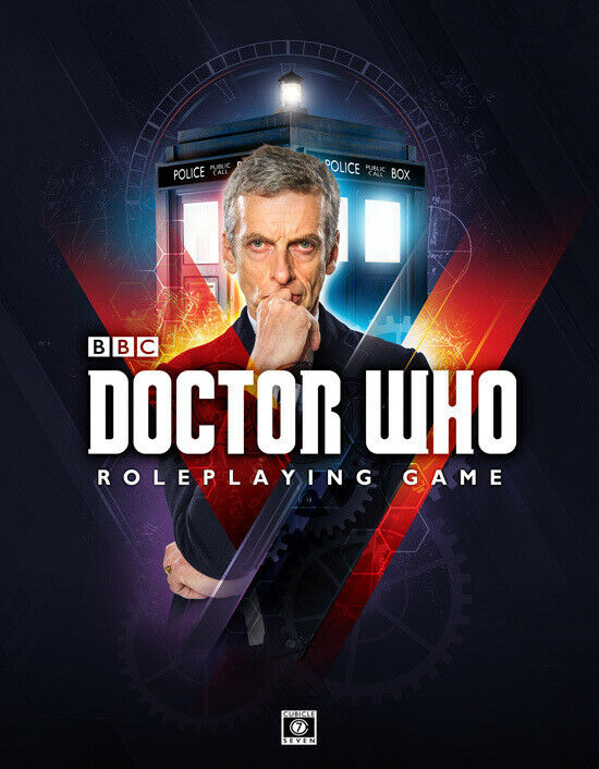 DR WHO ROLEPLAYING GAME - CUBICLE 7