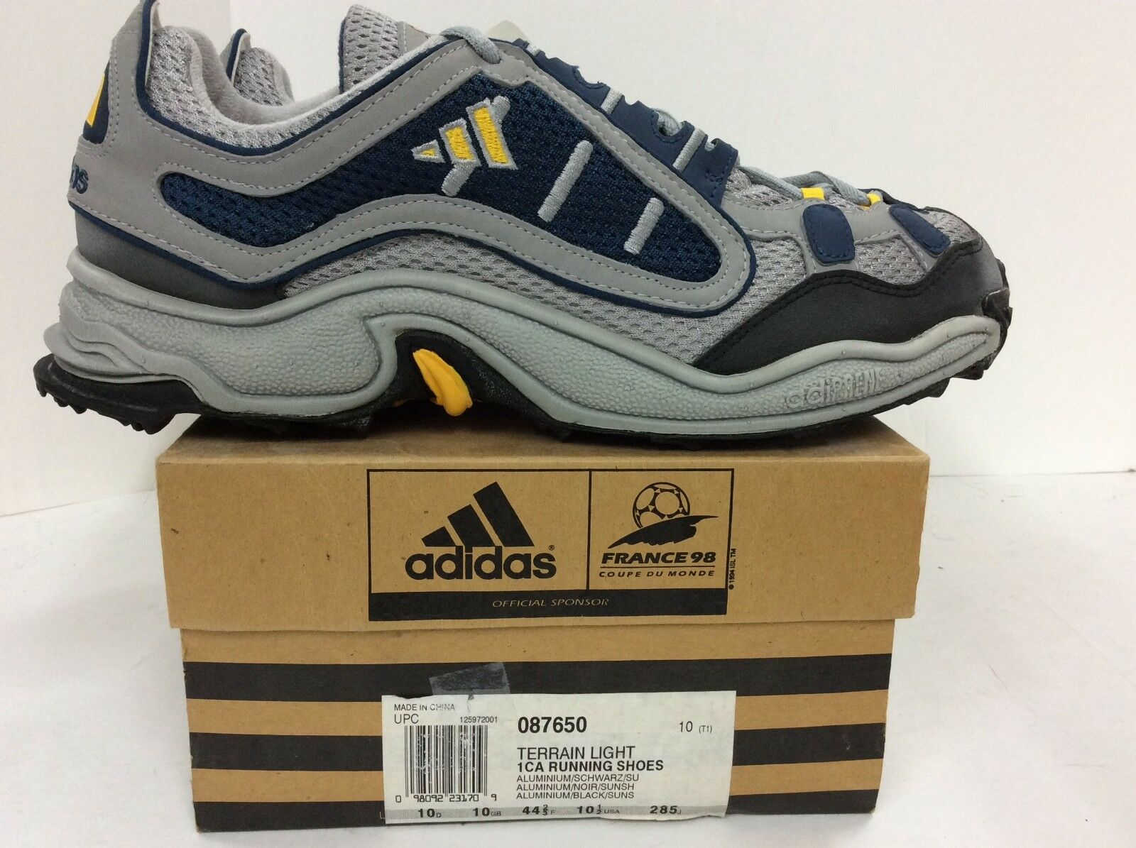 Adidas Terrain Light Running Shoes size 10.5 Style