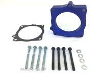 Blue Throttle Body Spacer Fit 09-15 Dodge Ram Hemi 5.7l 1500 2500 3500 Pickup