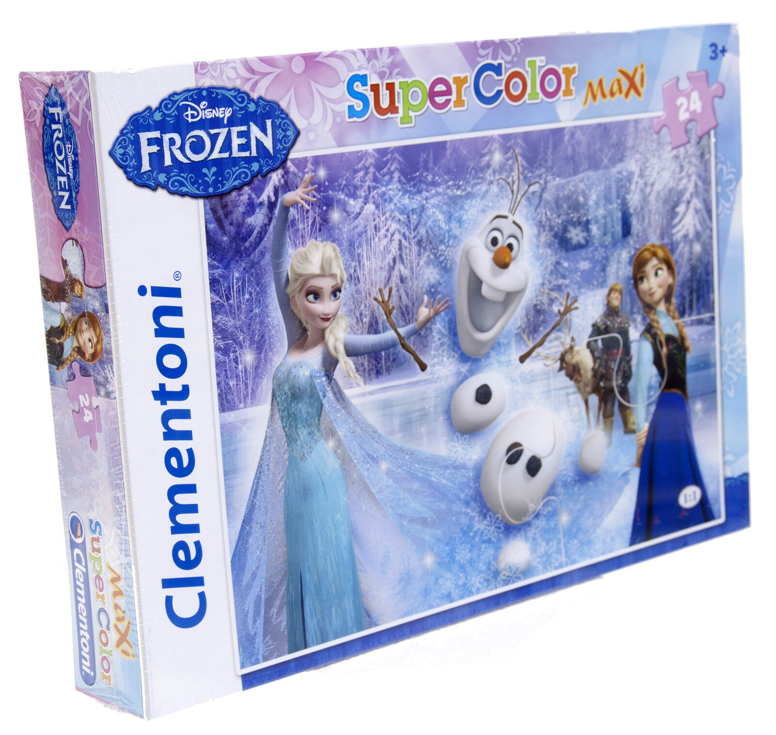 Galleria farah1970 - MADE IN ITALY ITALY ITALY Puzzle Clementoni FROZEN 24 PEZZI CLE24461 c0e985