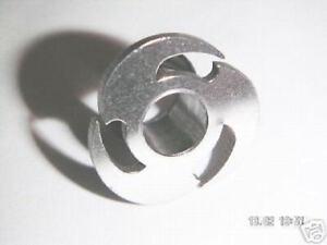 Angemessen Wirbelnd Klinge Tunnel / Ohr Expander - 4 Größen AusgewäHltes Material