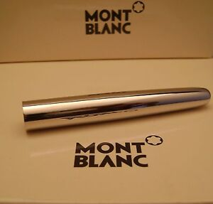 MontBlanc-pen-replacement-spare-parts-Mont-Blanc-Upper-Barrel-Stainless-Steel