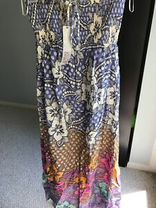 259f70f57c4d0 Image is loading Accessorize-Beach-Dress-Cover-Up-Size-M