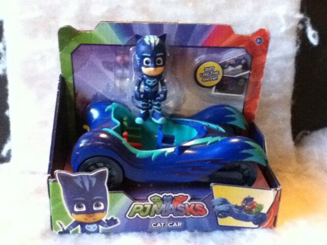 PJ Masks Jpl95296 Vehicle /& Figure Catboy Cat Car for sale online