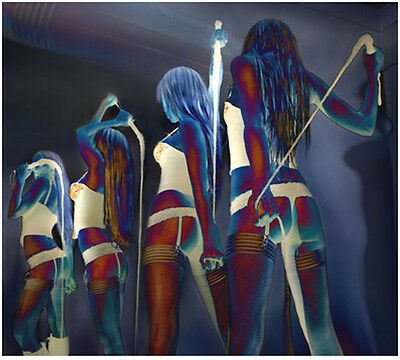 Time to Evaluate 'Ltd Edition Print by Matt Slade - A1/A2/A3 Sizes - Erotic Art