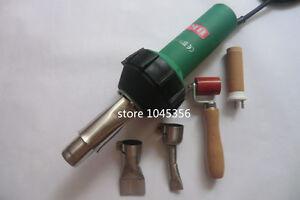 Details about 110V or 220V 1600w PVC Plastic Welding Hot Air Gun Welder  Pistol+5PCS FREE parts