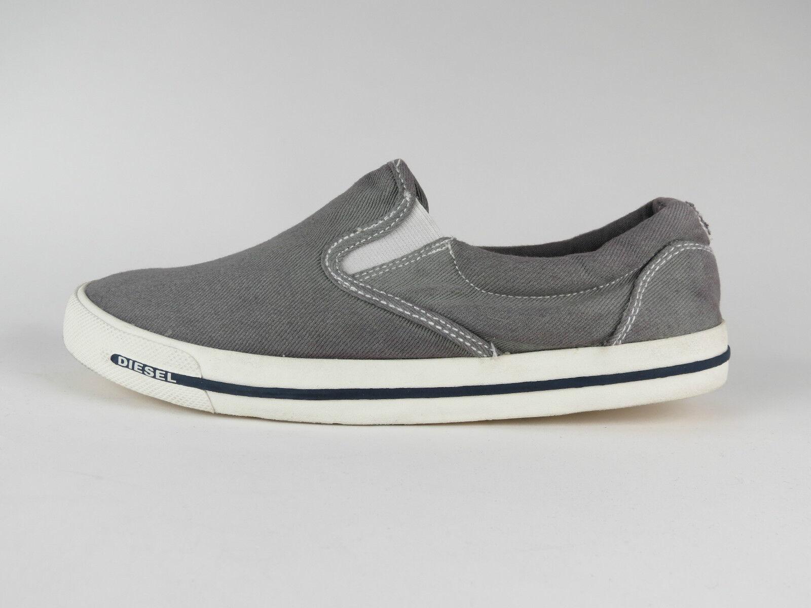 Diesel Sneaker Men SUB-WAYS grau grey Y01049 PR163 T8081 +NEU+ Größe 40 - 44